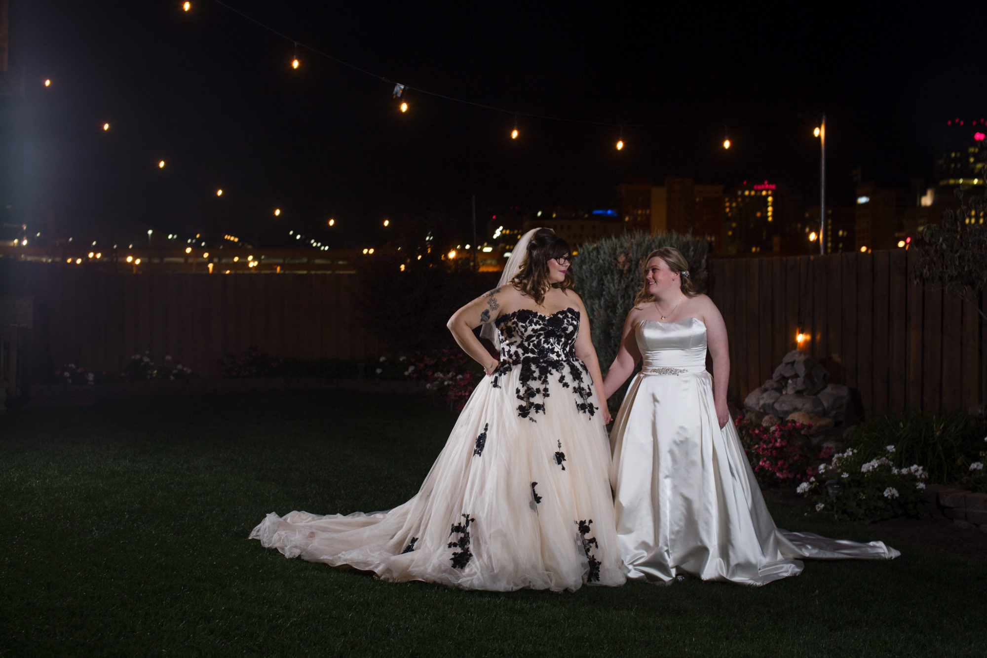 Lesbian Wedding Photos LGBT The Mavris Indianapolis