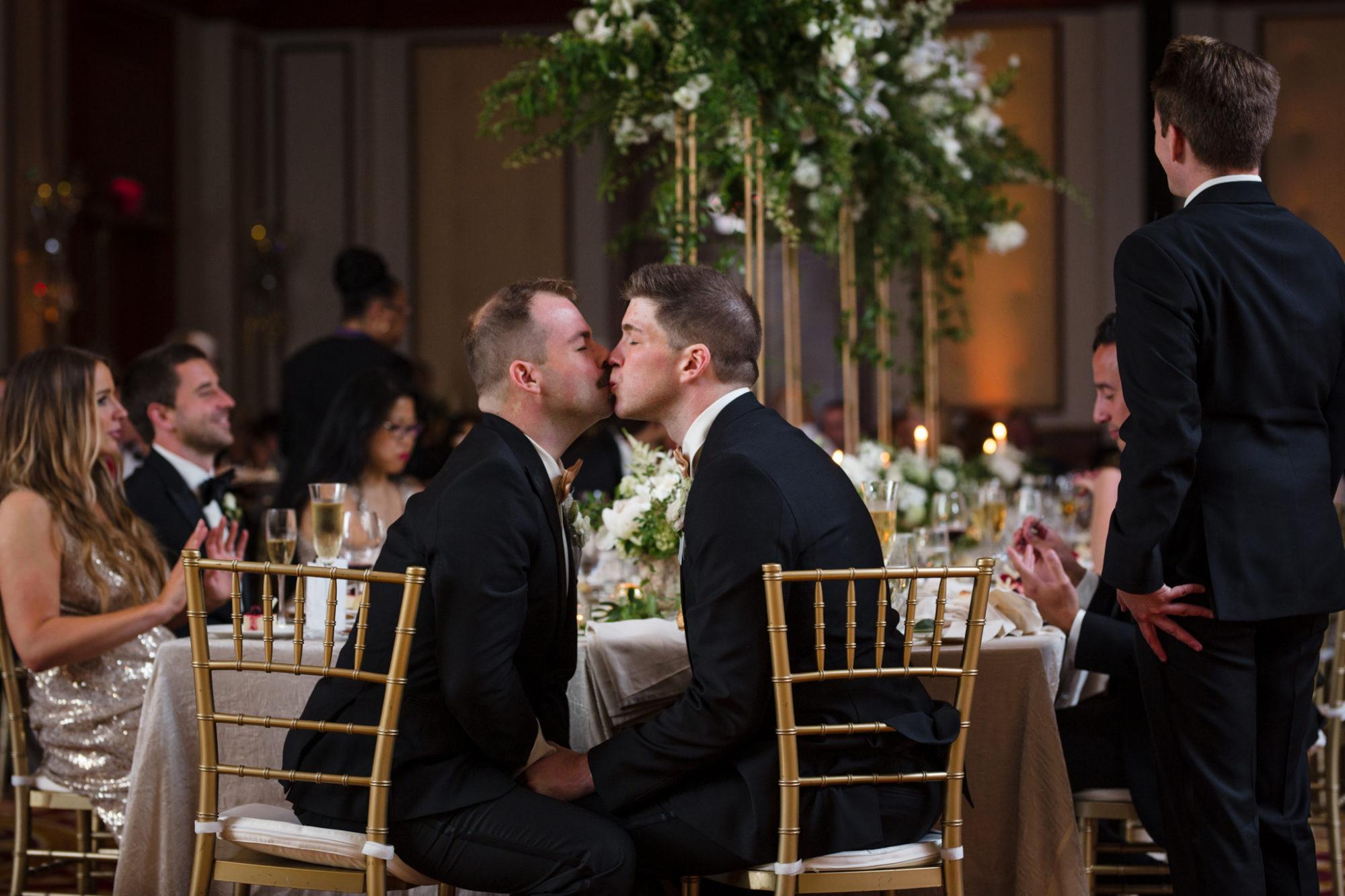 LGBT Gay Wedding The Conrad Indianapolis